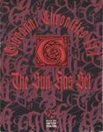RPG Item: Giovanni Chronicles 3: The Sun Has Set