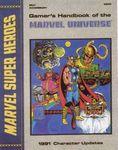 RPG Item: MU7: Gamer's Handbook of the Marvel Universe: 1991 Character Updates