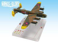 Board Game: Wings of Glory: World War 2 – Avro Lancaster B Mk.III