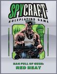 RPG Item: Bag Full of Guns: Red Heat