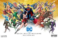 Board Game: DC Comics Deck-Building Game: Multiverse Box