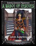 RPG Item: Super Genius Presents: A Brace of Pistols
