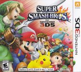 Video Game: Super Smash Bros. for Nintendo 3DS and Wii U