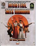 RPG Item: Martial Arts Mayhem