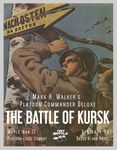 Board Game: Platoon Commander Deluxe: The Battle of Kursk