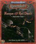 RPG Item: Masque of the Red Death and Other Tales