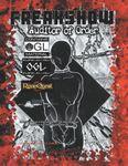 RPG Item: Freakshow: Auditor of Order