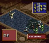 Video Game: Ogre Battle: The March of the Black Queen