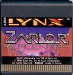 Video Game: Zarlor Mercenary