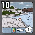 Board Game: Funkenschlag: Speicherkraftwerk