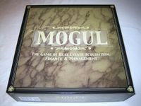 Board Game: Joel Harden's Mogul