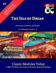 RPG Item: Classic Modules Today X1: The Isle of Dread