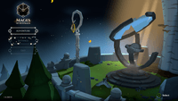 Video Game: Mages of Mystralia