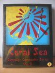 Board Game: Coral Sea: Campaign Commander Volume II