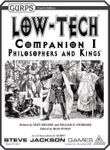 RPG Item: GURPS Low-Tech Companion 1: Philosophers and Kings
