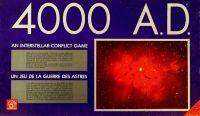 Board Game: 4000 A.D.
