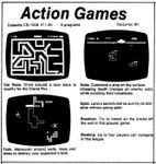 Video Game Compilation: Action Games, CS-1008