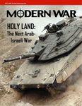Board Game: Holy Land: The Next Arab-Israeli War