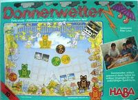 Board Game: Donnerwetter
