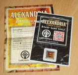 Board Game: Alexandria: Board Game Shelf Promo