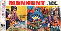 Board Game: Manhunt