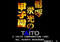 Video Game: Aa Eikou No Koushien