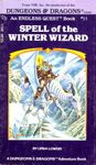 RPG Item: Book 11: Spell of the Winter Wizard