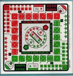 Board Game: Grace A Dice Play 21