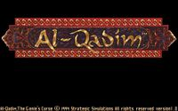 Video Game: Al-Qadim: The Genie's Curse