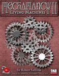 RPG Item: Mechamancy II: Living Machines