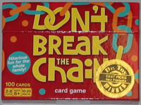 Board Game: Don't Break the Chain