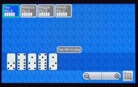 Video Game: Dominoes (Mobile)