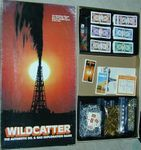 Board Game: Wildcatter