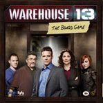 Board Game: Warehouse 13: The Board Game