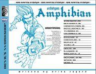RPG Item: Archetypes: Amphibian