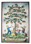 Board Game: Der Apfelbaum