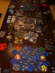 Board Game: Twilight Imperium (Third Edition): Shattered Empire