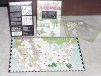 Board Game: Millennium Wars: America