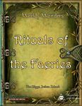 RPG Item: Rituals of the Faeries