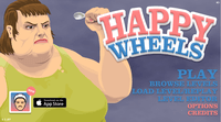 Video Game: Happy Wheels