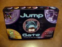 Board Game: Jump Gate