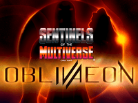 Board Game: Sentinels of the Multiverse: OblivAeon