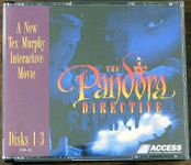 Video Game: The Pandora Directive