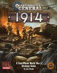 Board Game: Quartermaster General: 1914