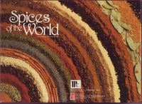 Board Game: Spices of the World