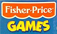 Board Game Publisher: Fisher Price