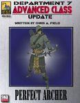 RPG Item: Perfect Archer