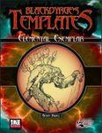 RPG Item: Blackdyrge's Templates: Elemental Exemplar