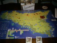 Board Game: MedWar Sicily