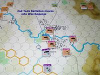 Board Game: Famous Divisions: Grossdeutschland Panzer